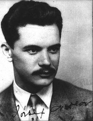 József Attila 1929-ben//Wikimedia