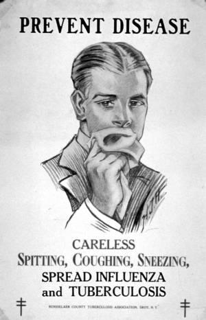 Amerikai figyelmeztető plakát / Wikipedia